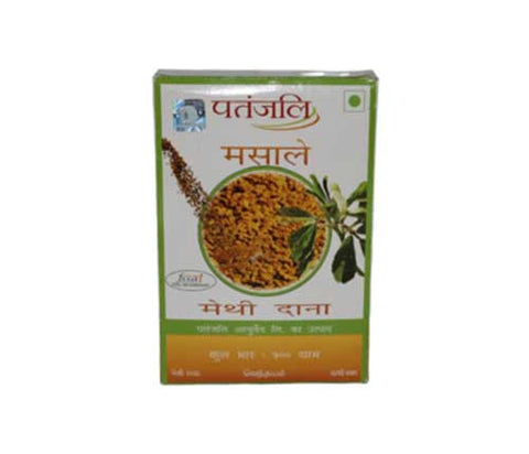 Buy Patanjali Methi Seeds 100 Gms online for USD 10.8 at alldesineeds