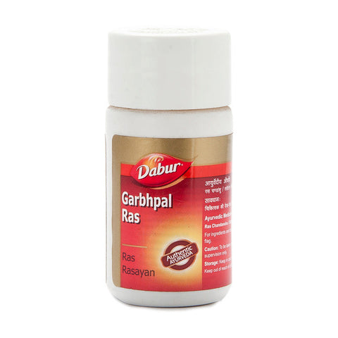 Dabur Garbhapal Ras 40tablets combo of 5 packs - alldesineeds