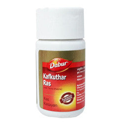 Dabur Kafkuthar Ras 40tablets combo of 5 packs - alldesineeds