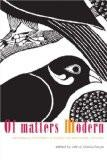 Of Matters Modern by Debraj Bhattacharya, HB ISBN13: 9781905422616 ISBN10: 190542261X for USD 21.47