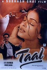 Buy Taal : Bollywood DVD online for USD 8.45 at alldesineeds
