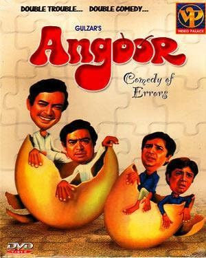 Buy Angoor : Bollywood DVD online for USD 12.45 at alldesineeds