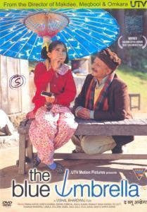 Buy THE BLUE UMBRELLA: Bollywood DVD online for USD 11 at alldesineeds