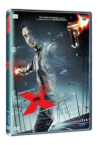 Buy Mr. X : Bollywood DVD online for USD 11 at alldesineeds