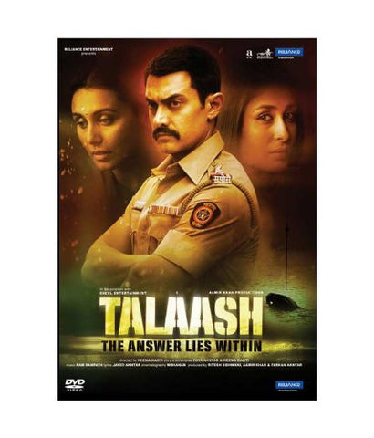 Buy Talaash : Bollywood DVD online for USD 11 at alldesineeds