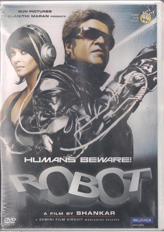 Buy Robot : Bollywood DVD online for USD 7 at alldesineeds