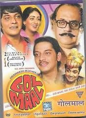 Buy Gol Maal : Bollywood DVD online for USD 11 at alldesineeds