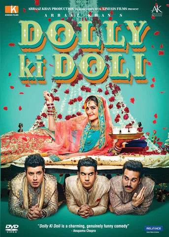 Buy Dolly Ki Doli : Bollywood DVD online for USD 11 at alldesineeds