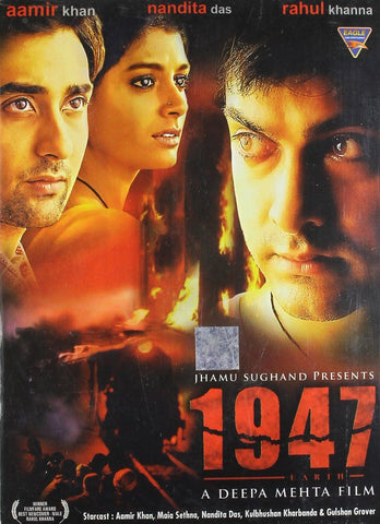 Buy 1947 Earth : Bollywood DVD online for USD 9.4 at alldesineeds