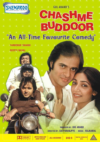 Buy Chasme Buddoor : Bollywood DVD online for USD 8.45 at alldesineeds