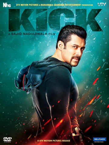 Buy Kick : Bollywood BLURAY DVD online for USD 11.25 at alldesineeds