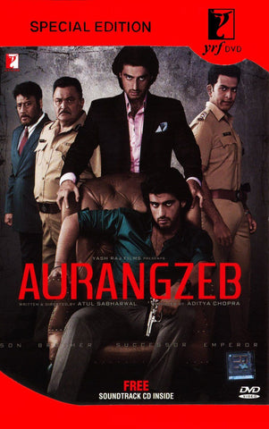 Buy Aurangzeb : Bollywood DVD online for USD 8.75 at alldesineeds