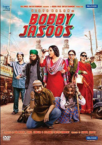 Buy Bobby Jasoos : Bollywood DVD online for USD 7 at alldesineeds