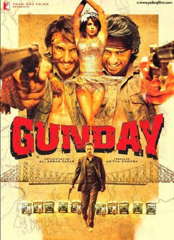 Buy Gunday : Bollywood DVD online for USD 8.45 at alldesineeds