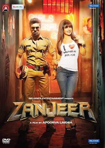 Buy Zanjeer : Bollywood DVD online for USD 9.45 at alldesineeds