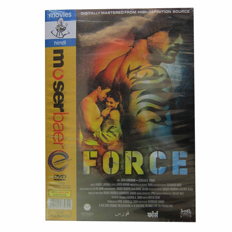 Buy Force : Bollywood BLURAY DVD online for USD 9.99 at alldesineeds