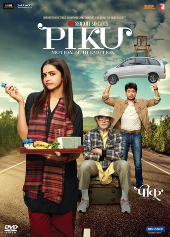 Buy Piku : Bollywood DVD online for USD 12.45 at alldesineeds