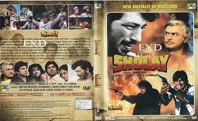 Buy Sholay : Bollywood DVD online for USD 9.45 at alldesineeds