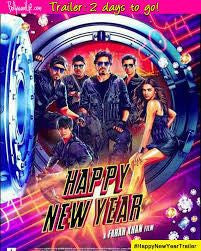 Buy Happy New Year : Bollywood BLURAY DVD online for USD 11.25 at alldesineeds