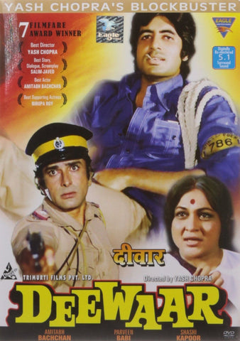 Buy Deewaar: Bollywood DVD online for USD 8.45 at alldesineeds
