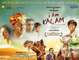Buy I am Kalam: Bollywood DVD online for USD 11 at alldesineeds