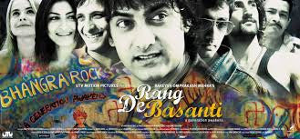 Buy Rang De Basanti : Bollywood DVD online for USD 9 at alldesineeds