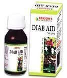 Buy 2 pack of Diab Aid Drops Normalises Blood Sugar - Baksons Homeopathy online for USD 19.02 at alldesineeds