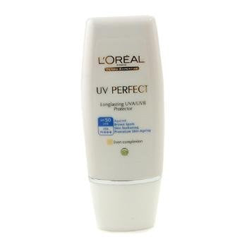 Buy L'Oreal Paris Dermo Expertise UV Perfect Protector SPF 50+, 30ml online for USD 17.38 at alldesineeds