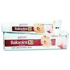 2 pack of Baksoint Cream loss of pigmentation - Baksons Homeopathy - alldesineeds