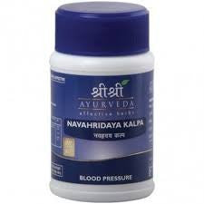 Buy Navahridaya Kalpa 60 tabs x 2 (2 Pack) - SRI SRI Ayurveda online for USD 15.35 at alldesineeds