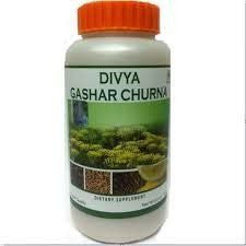 6 Pack Divya Patanjali Gashar Churna - 100gms each (Total 600 gms) - alldesineeds