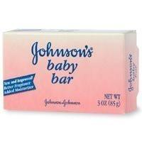 Buy Johnson's Baby Soap Bar -- 3 oz online for USD 8.94 at alldesineeds