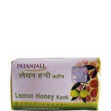 4 Pack Divya Kanti Lemon Body Cleansers 125 gms (Total 600 gms) - alldesineeds
