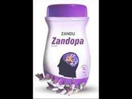 Buy 4 Pack Zandopa - Natural Parkinson Treatment 175 gms each (Total 700 gms) online for USD 35.69 at alldesineeds