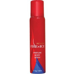 Buy 3 x Revlon Fire and Ice Perfume Women Body Spray 100ml each online for USD 19.36 at alldesineeds