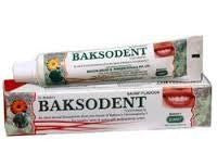 Baksodent Tooth Paste 100gms each - Baksons Homeopathy - alldesineeds