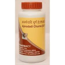 2 Pack Divya Patanjali Ajmodadi Churna 100 gms each (Total 200 gms) - alldesineeds