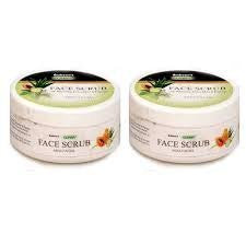 2 pack of Bakson Face Scrub Mini-Facial 50 gms (Total 100 gms) - Baksons Home... - alldesineeds
