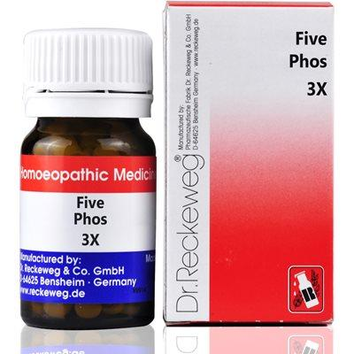 Dr. Reckeweg Five Phos 3X (20g)