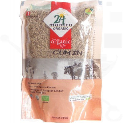 Buy 24 Letter Mantra Organic Cumin Powder 200 gms online for USD 15.24 at alldesineeds