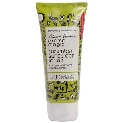 2 x Aroma Magic Cucumber Sunscreen Lotion-SPF 30 (50ml)