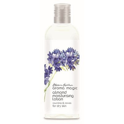 2 x Aroma Magic Almond Moisturising Lotion (100ml)