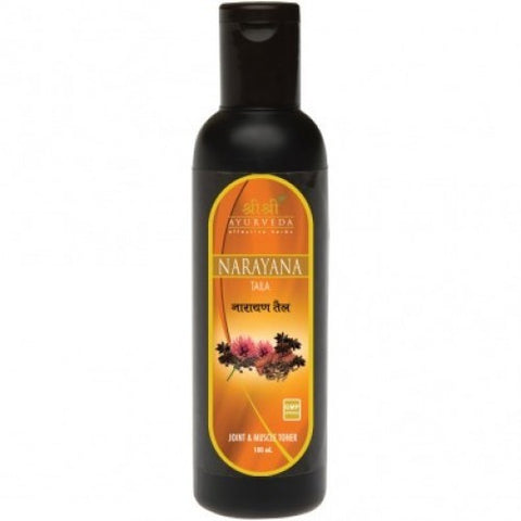 Buy 2 x Sri Sri Narayana Taila 100ml each online for USD 17.18 at alldesineeds
