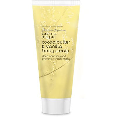 2 x Aroma Magic Cocoa Butter And Vanilla Body Cream (200g)