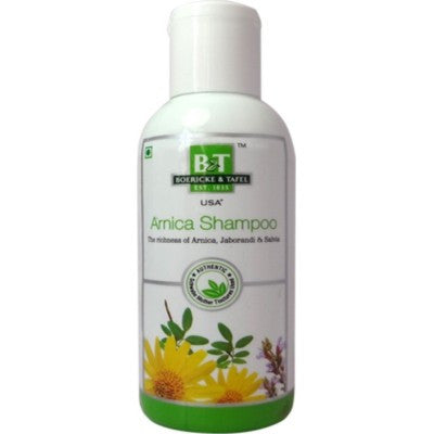 2 x Willmar Schwabe India B&T Arnica Shampoo (100ml) each - alldesineeds