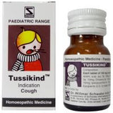 Buy 3 x Schwabe Homeopathy Tussikind online for USD 26.99 at alldesineeds
