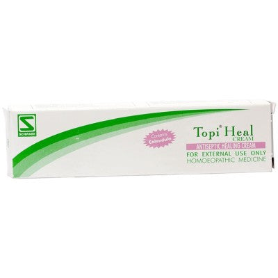 Buy 2 x Willmar Schwabe India Topi Heal Cream (25g) each online for USD 11.3 at alldesineeds