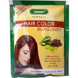 Buy 6 x Baksons Hair Color (Burgundy) (20g) each online for USD 12.59 at alldesineeds