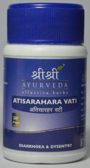 Buy Atisarahara Vati 60 tabs x 2 (2 Pack) - SRI SRI Ayurveda online for USD 15.35 at alldesineeds