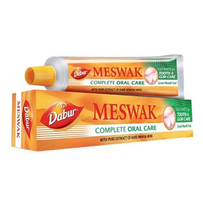Buy MESWAK TOOTHPASTE COMPLETE ORAL CARE 200G  x 2 ( 400 gms) online for USD 15 at alldesineeds